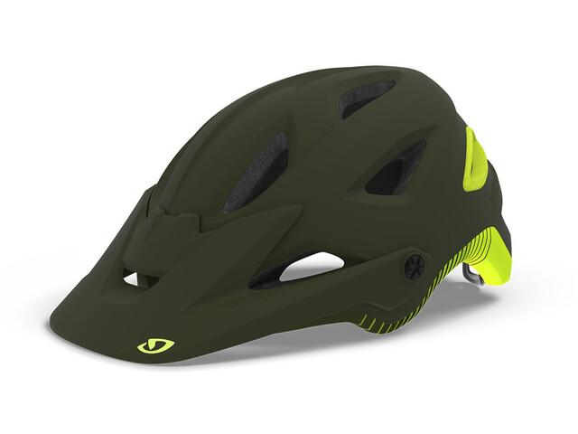 Giro Montaro MIPS Helmet matte olive/citron